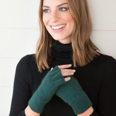 MerinoSnug Fingerless Gloves